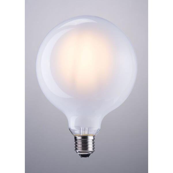 E26 G125 4w Led 125 X 175 Mm Frosted White