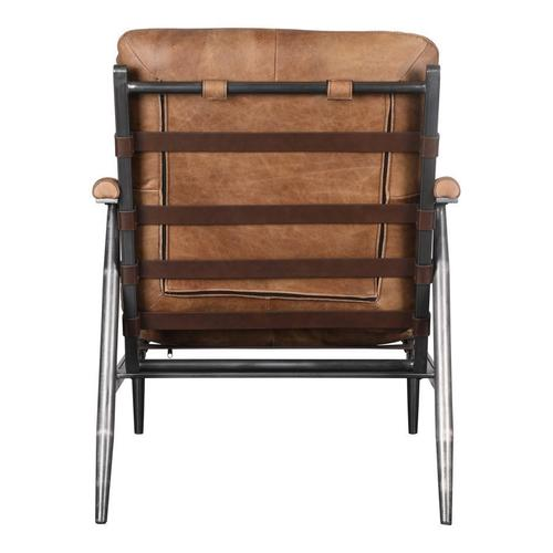 Moe's Home Collection - Shubert Accent Chair Cappuccino