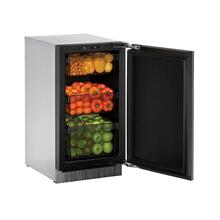 "18"" Refrigerator With Integrated Solid Finish (230 V/50 Hz Volts /50 Hz Hz)"