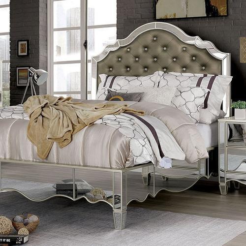 Foa7890ek In By Furniture Of America In Ferriday La Eliora E King Bed