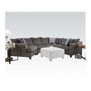 Acme Furniture Inc - Albany Sectional Sofa
