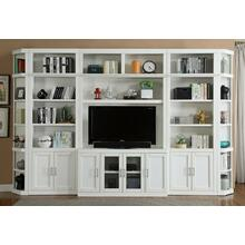CATALINA 6 Piece Large Entertainment Wall