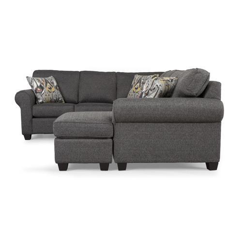 2582 RHF Sofa w/chaise