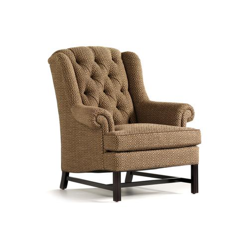 631T ALEXANDER TUFTED WING CHAIR