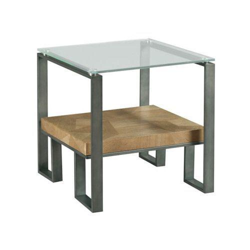 Gallery - Abstract Rectangular End Table