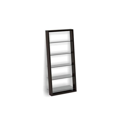 Leaning Shelf 5156 in Espresso