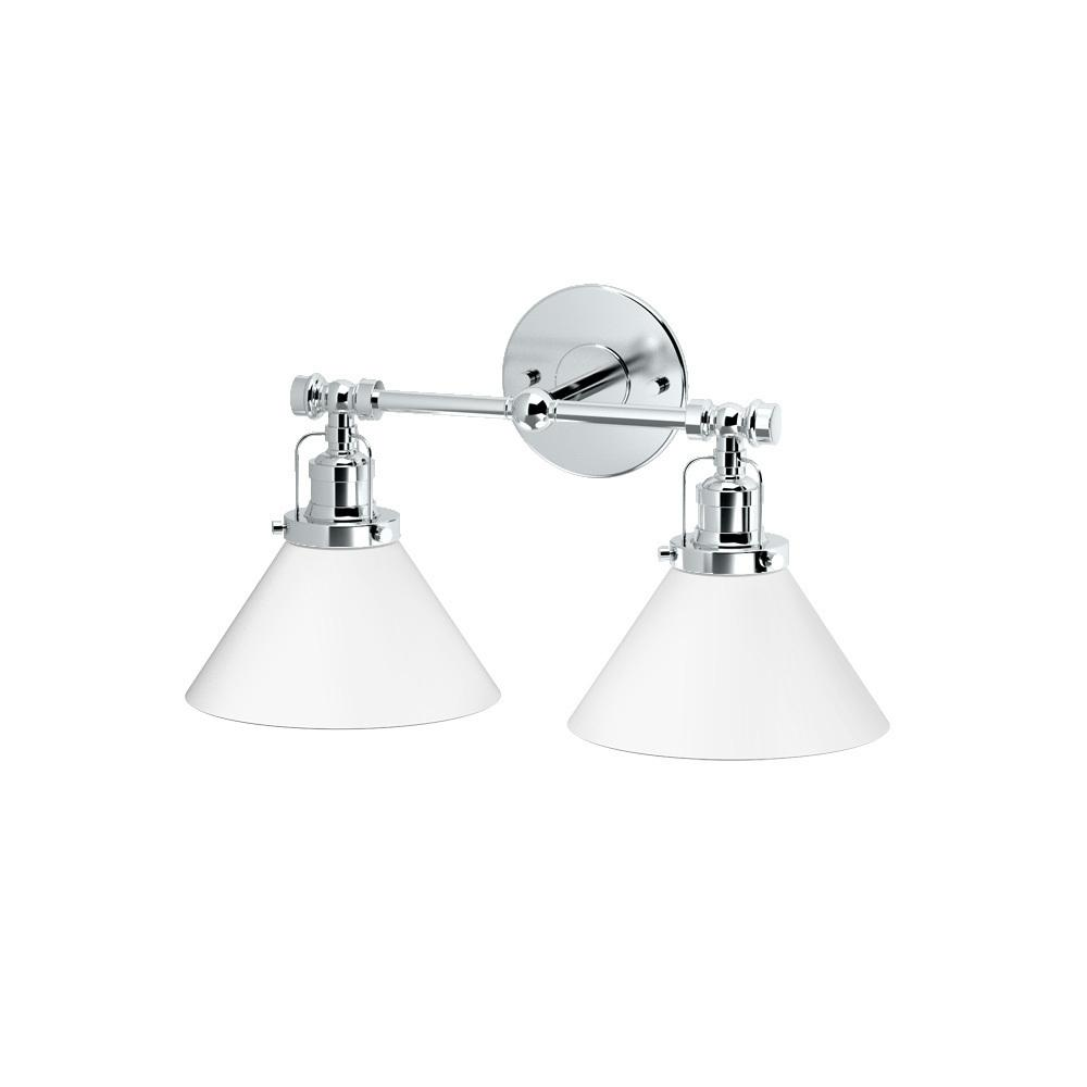 Additional Cafe Lighting Sconces in Chrome