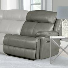 View Product - ECLIPSE - FLORENCE HERON Power Right Arm Facing Recliner