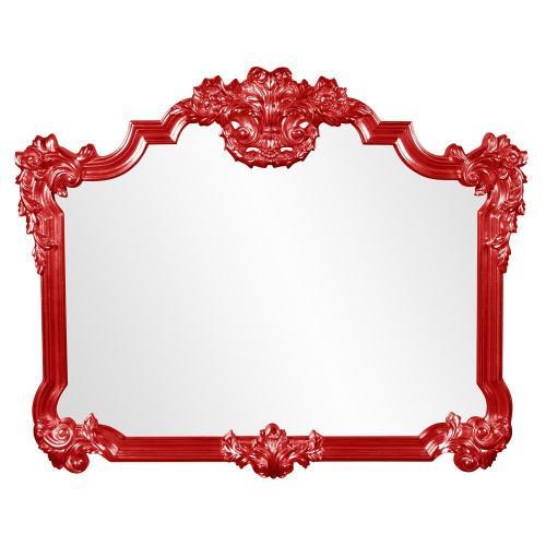 Howard Elliott - Avondale Mirror - Glossy Red