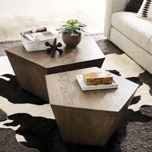 Banner Elk Large Cube Table