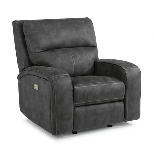 Rhapsody Power Gliding Recliner with Power Headrest
