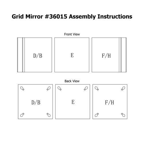 Howard Elliott - Grid Mirror