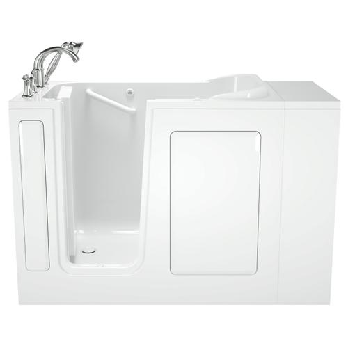 Gelcoat Value Series 28x48-inch Walk-in Air Massage Tub  American Standard - White