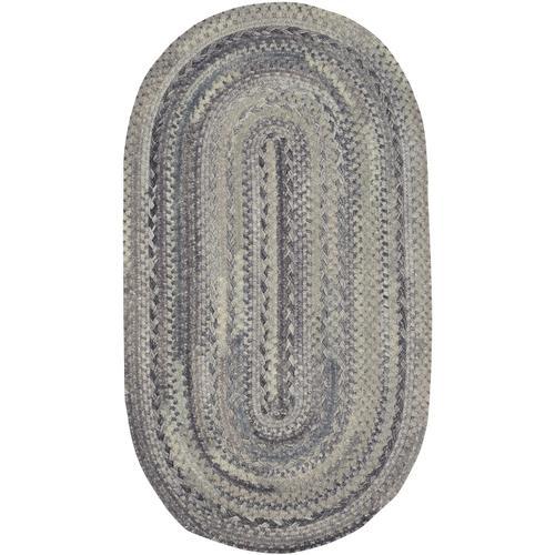 Bayview Granite Braided Rugs (Custom)