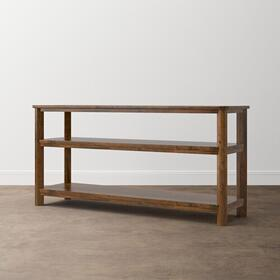 "Bench*Made Midtown 60"" Open Sideboard"