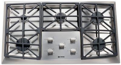 """36"""" Gas Cooktop - Front Control"""