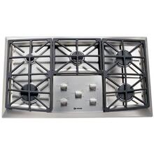 "36"" Gas Cooktop - Front Control"
