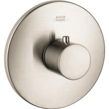 Brushed Nickel Thermostatic Trim HighFlow