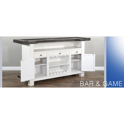 "Carriage House 78"" Bar"