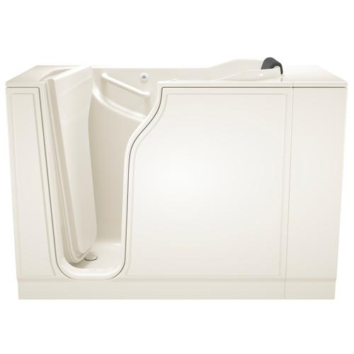 Gelcoat Premium Series Walk-In Bathtub with Air Spa System  American Standard - Linen