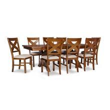 9-pc Wd Kraven Dining Set