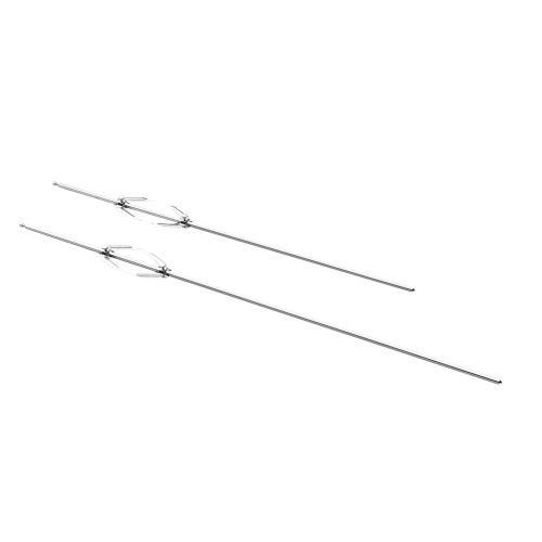"""Capriasca - Titanium Professional 30"""" Freestanding Gas Range"""