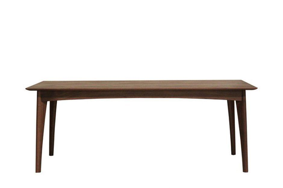 Osso Rect Dining Table Walnut 79""""""