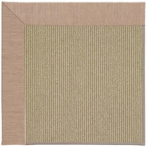 Creative Concepts-Sisal Cast Petal Machine Tufted Rugs