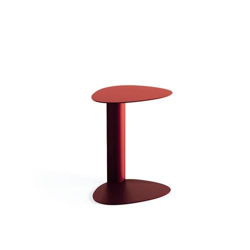 BDI Furniture - Bink 1025 Laptop Stand / Side Table in Cayenne