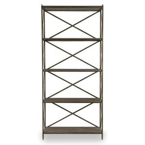 Century Furniture - Nob Hill Bookcase