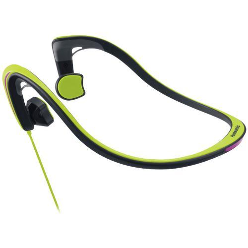 Open-Ear Bone Conduction Headphones with Reflective Design - RP-HGS10-G