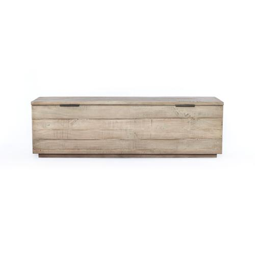 Dillon Trunk-weathered Salvage Grey