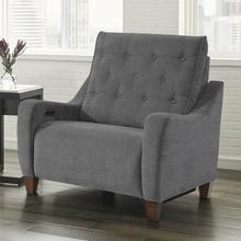 See Details - CHELSEA - WILLOW GREY Power Recliner