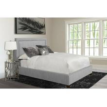 View Product - CODY - MINERAL Queen Bed 5/0 (Grey)