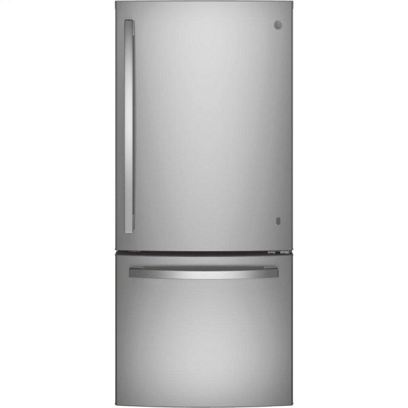 ENERGY STAR® 21.0 Cu. Ft. Bottom-Freezer Refrigerator
