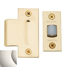 View Product - Polished Nickel Adjustable Roller Latch