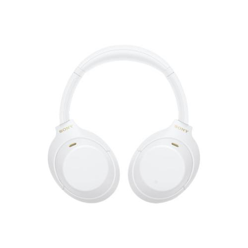 Gallery - Wireless Industry Leading Noise Canceling Overhead Headphones - White