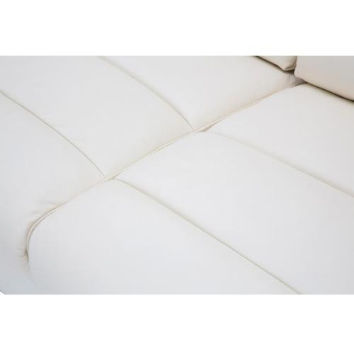 Elena Leather Match Sofa