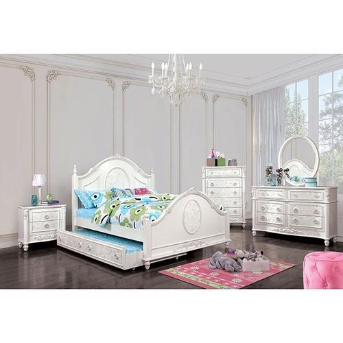 Twin-Size Henrietta Bed
