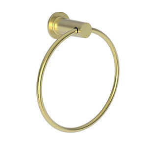 Satin Brass - PVD Towel Ring