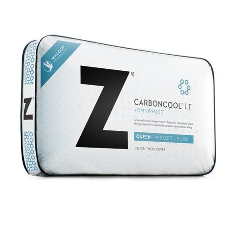 Gallery - Z Carbon Cool LT Pillow, Queen