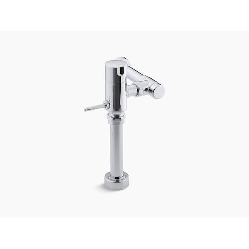 Polished Chrome Toilet 1.6 Gpf Flushometer Valve