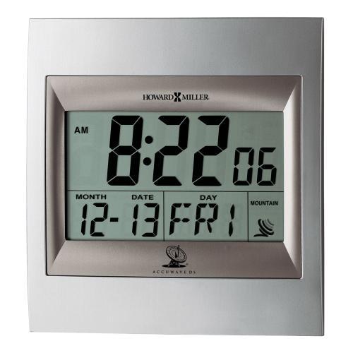 Howard Miller Techtime II Wall Clock 625236