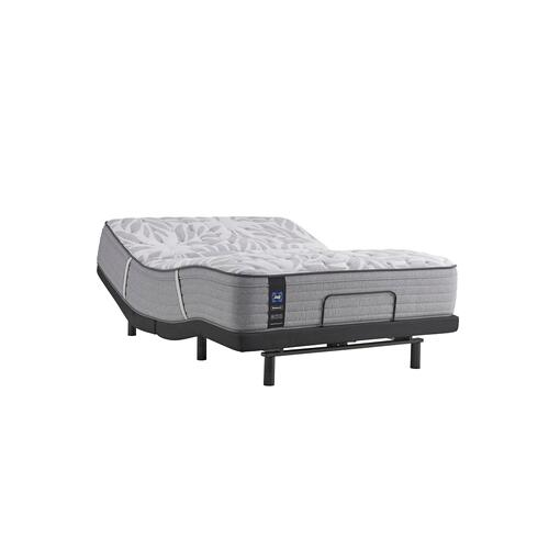 Gallery - Silver Pine - Faux Euro Top - Firm - Twin