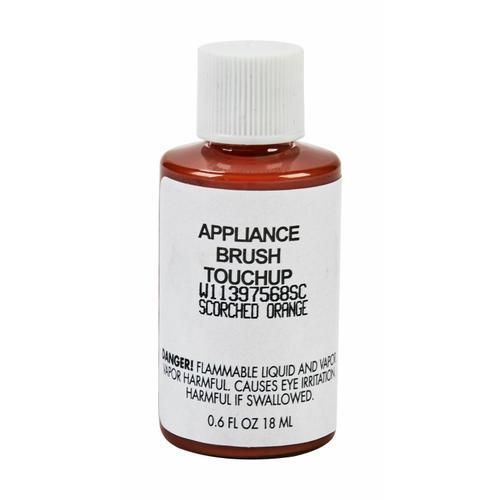 KitchenAid - Appliance Touchup Paint Bottle, Scorched Orange