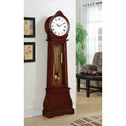Transitional Brown Grandfather Clock Product Image