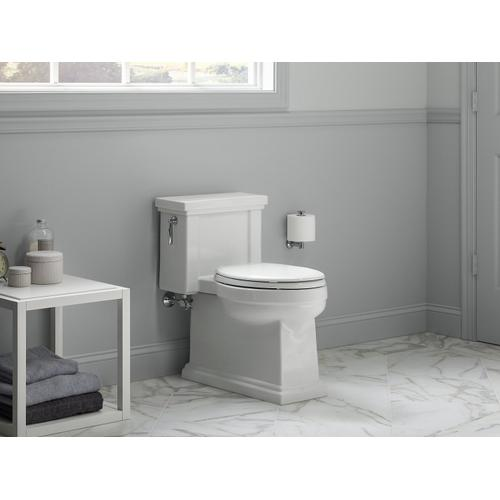 Sandbar One-piece Compact Elongated 1.28 Gpf Chair Height Toilet With Quiet-close Seat