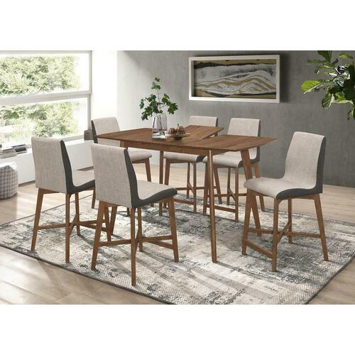Coaster - Counter Ht Table
