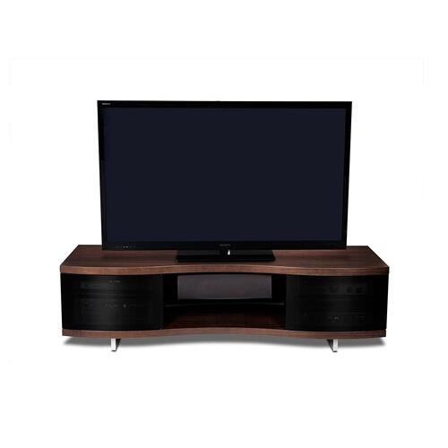 Triple Width Cabinet 8137 in Chocolate Stained Walnut