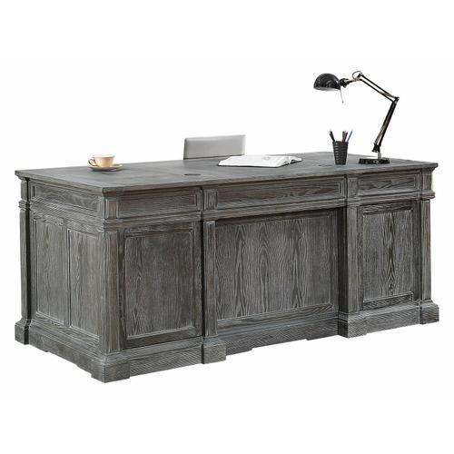 Parker House - GRAMERCY PARK Double Pedestal Executive Desk